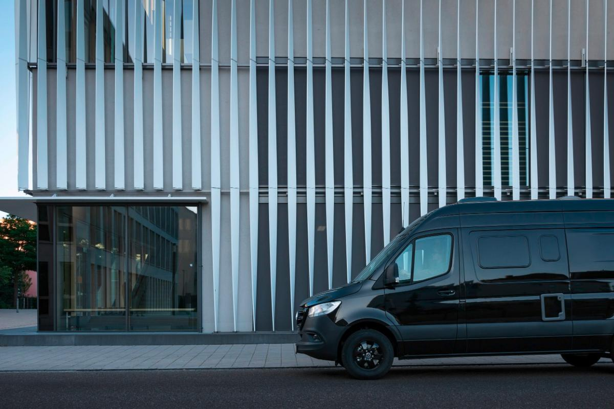 Hymer already offers a lineup of Fiat Ducato-based Free camper vans, now it adds a premium option with the Free S600