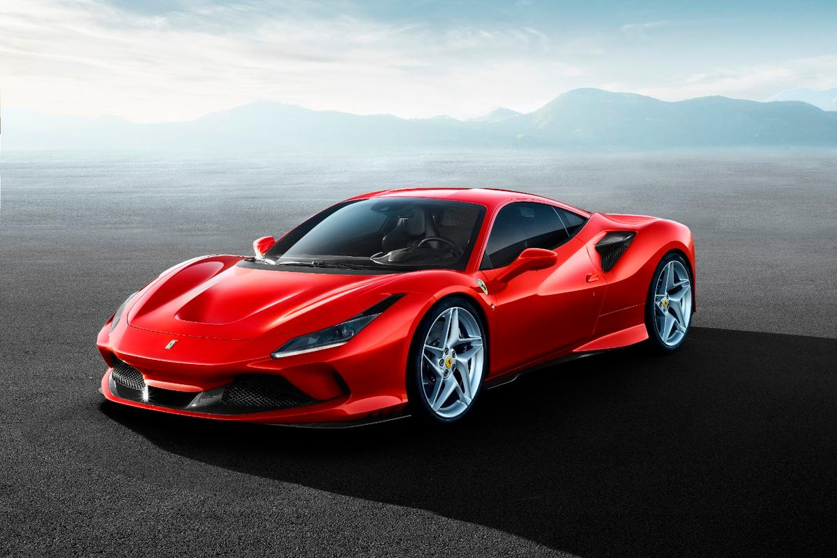 F8 Tributo: Ferrari's most powerful V8 supercar ever with 710 twin-turbo horsepower
