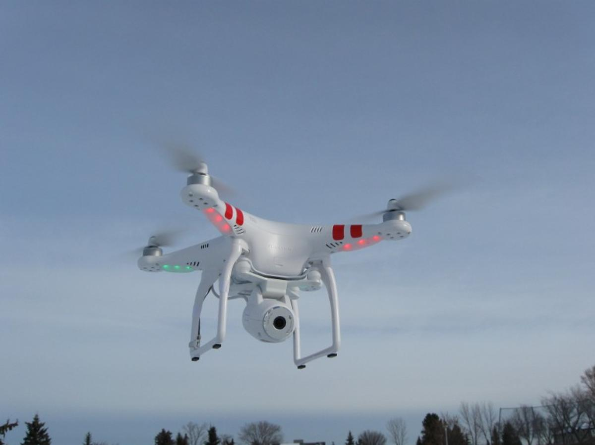 The Federal Aviation Administration has granted exemptions to four US companies to use UAVs (Photo: Ben Coxworth/Gizmag)