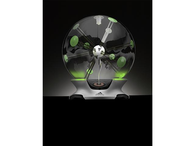 The Smart Ball is a 32-panel, size five regulation weight soccer ball fitted with a Bluetooth 4.0 module