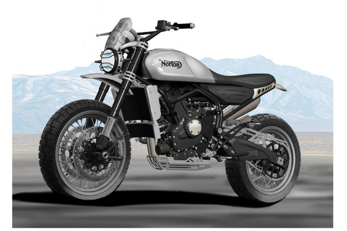 Norton releases first official sketches of the upcoming
