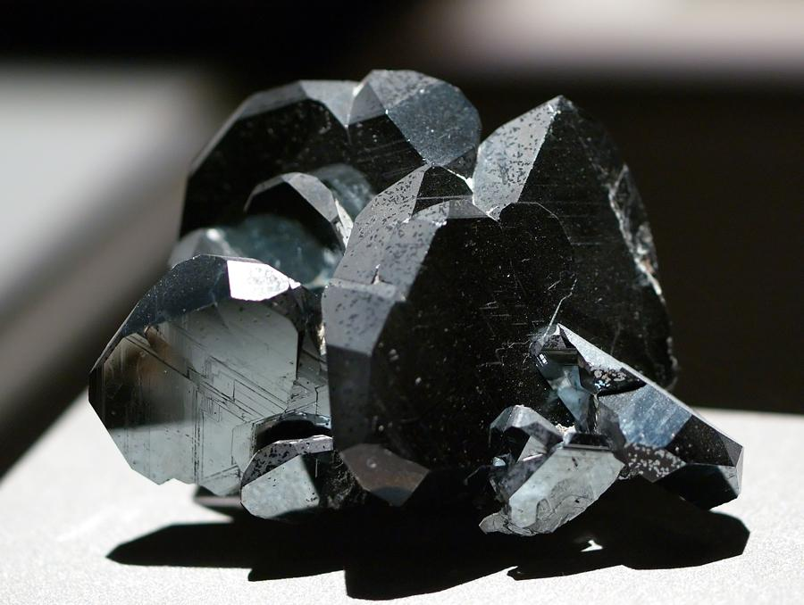 Researchers have created a new two dimensional version of hematite, with unusual properties