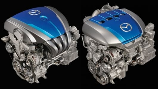 Mazda's next-generation SKY-G and SKY-D engines