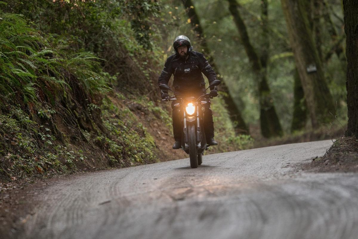 Zero Motorcycles 2016 DSR: dual sport by name, streetfighter by nature