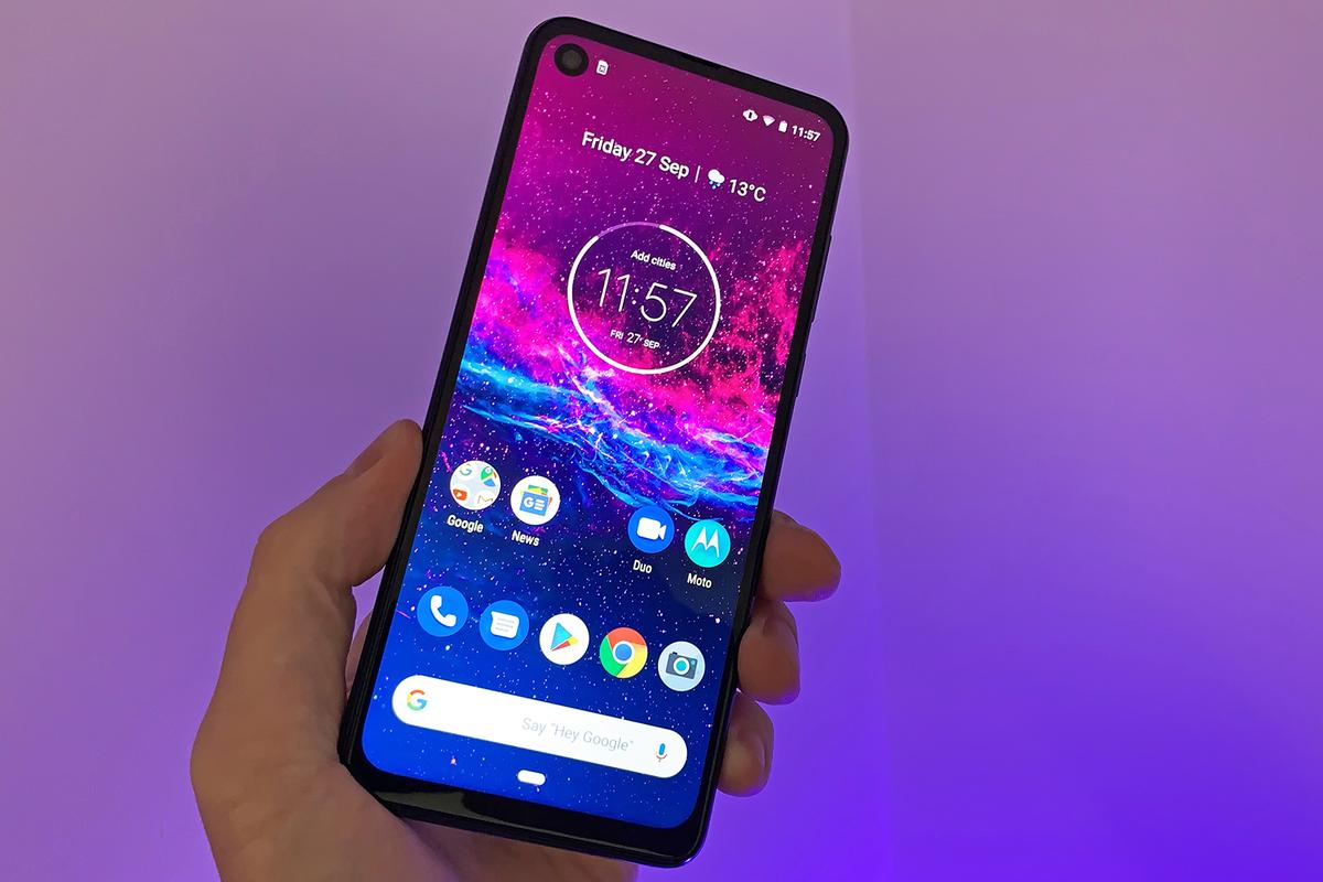 The Motorola One Action is a low-cost, good-looking budget smartphone