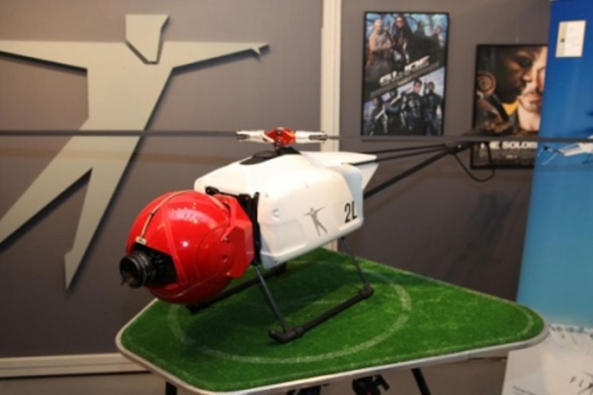 The Flying-Cam III E SARAH