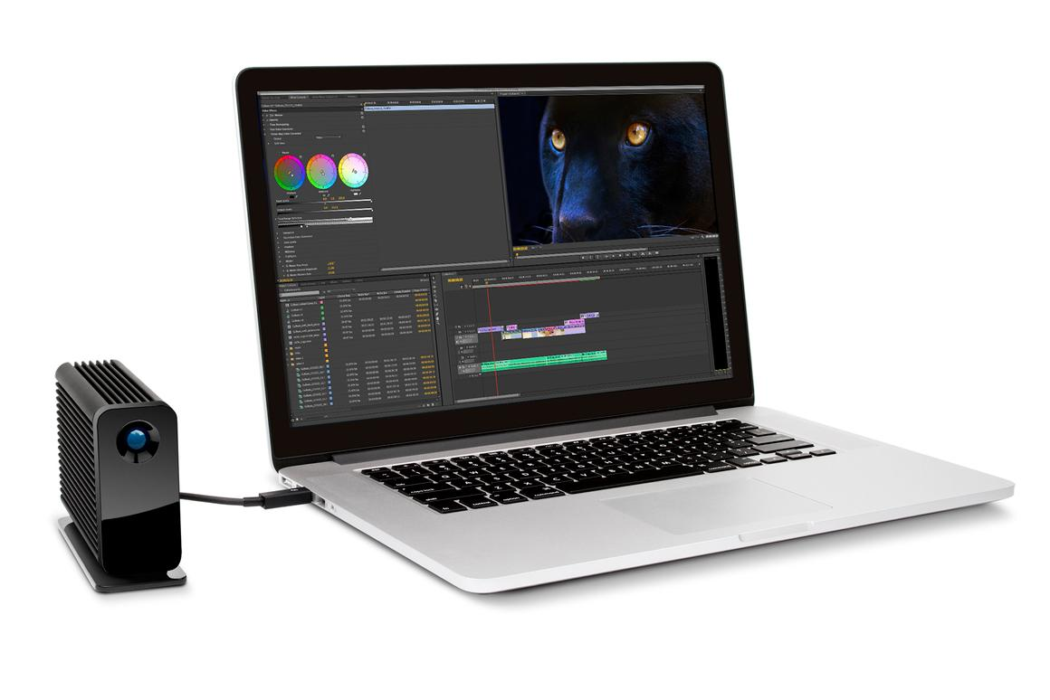 The Little Big Disk Thunderbolt 2 from LaCie