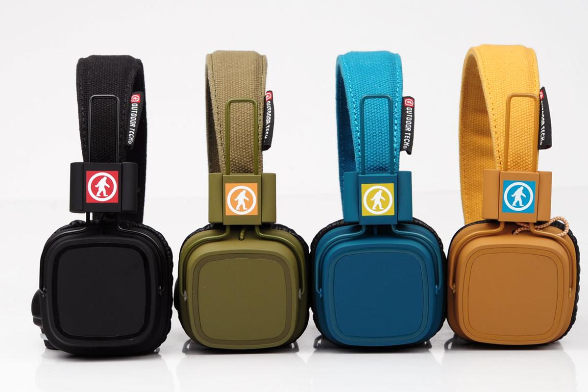 During CE Week, Outdoor Tech announced a range of rugged products, including the touch-controlled Privates headphones, the Buckshot wireless speaker, and the Safe 5 waterproof iPhone case