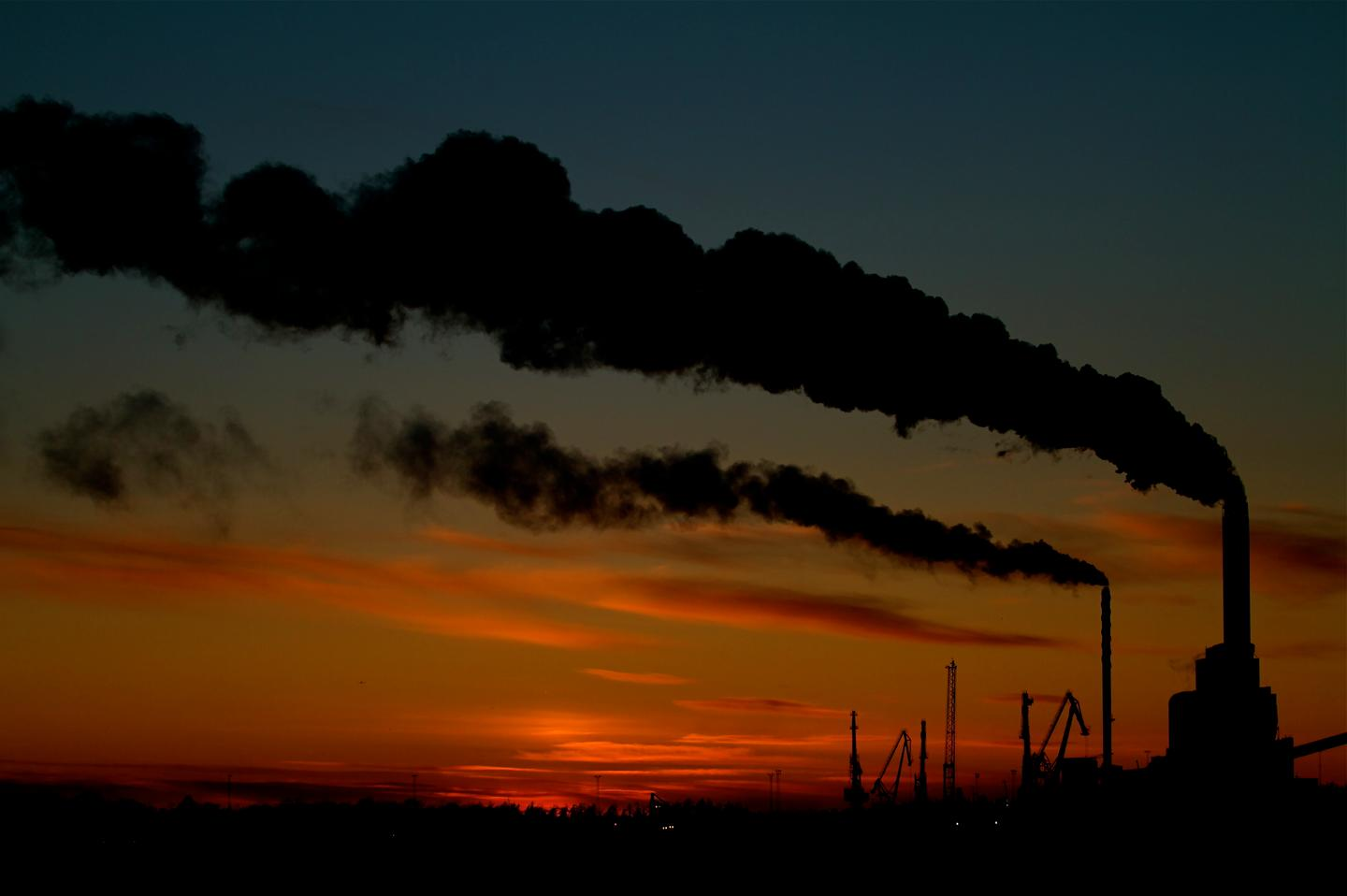 New research suggests that it takes just 10 years for CO2 emissions to have maximum effect (Photo: Mikael Miettinen)