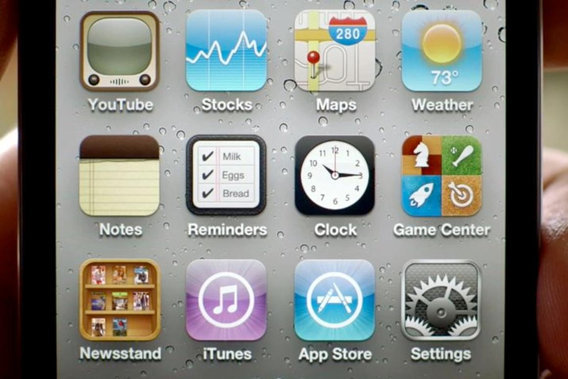 Apple today officially unveiled iOS 5, the latest version of its mobile operating system for iPhone, iPad and iPod touch