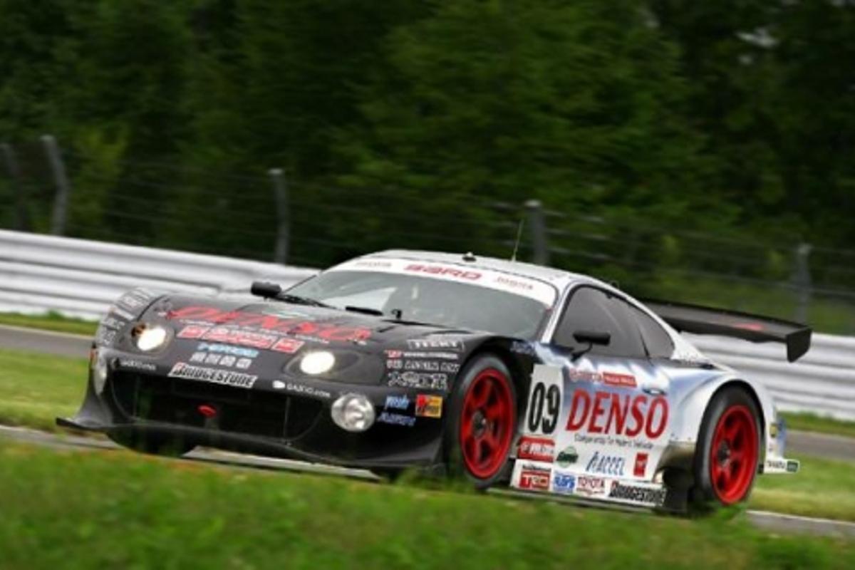 Toyota Supra HV-R hybrid race car