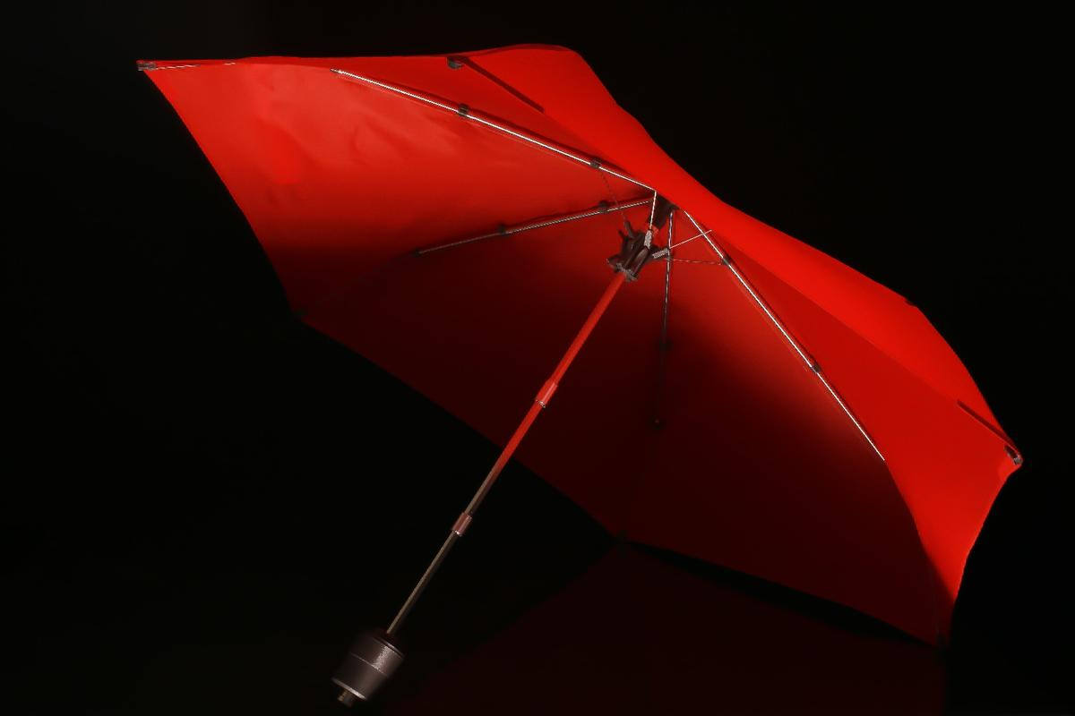 The Cypress Umbrella also has interchangeable canvases