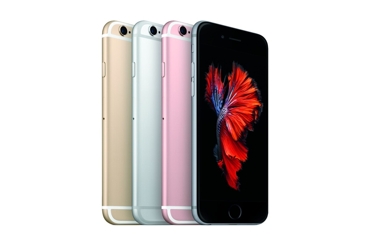 The design remains largely unchanged from the iPhone 6 and iPhone 6 Plus