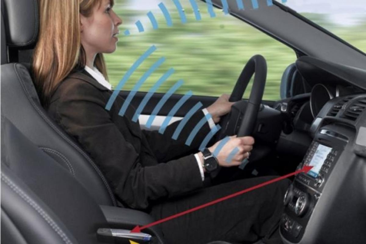 Original Mercedes Benz SAP v4 teléfono-módulo Bluetooth