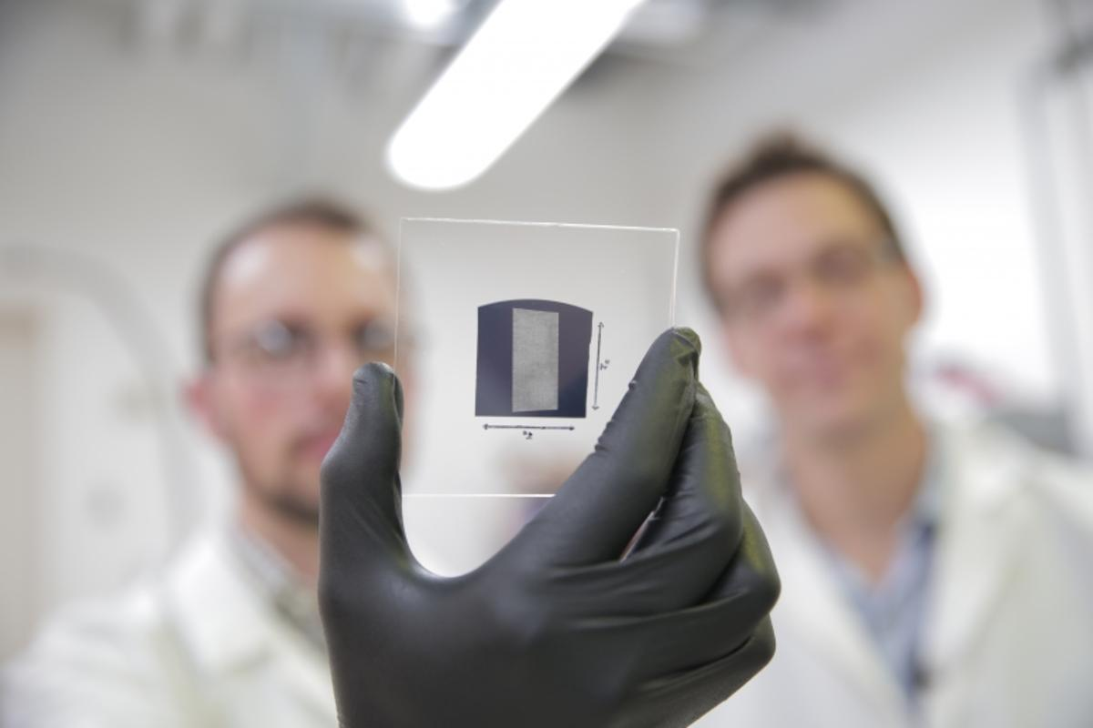 Researchers at the University of Wisconsin-Madison claim to have created the first graphene-based transistor that exceeds the capabilities of the best silicon-based devices available today