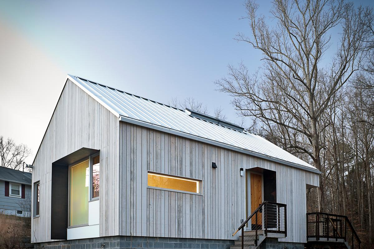 A New Norris House: perhaps the most modest building in the AIA's top ten (Photo: Ken McCown)
