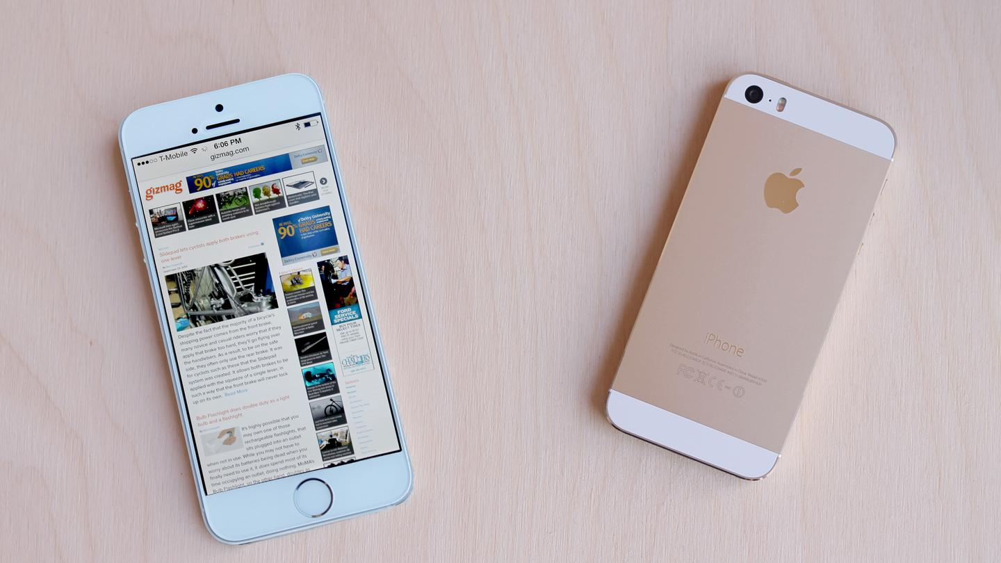 The iPhone 6 is likely to have a larger screen than the last iPhones