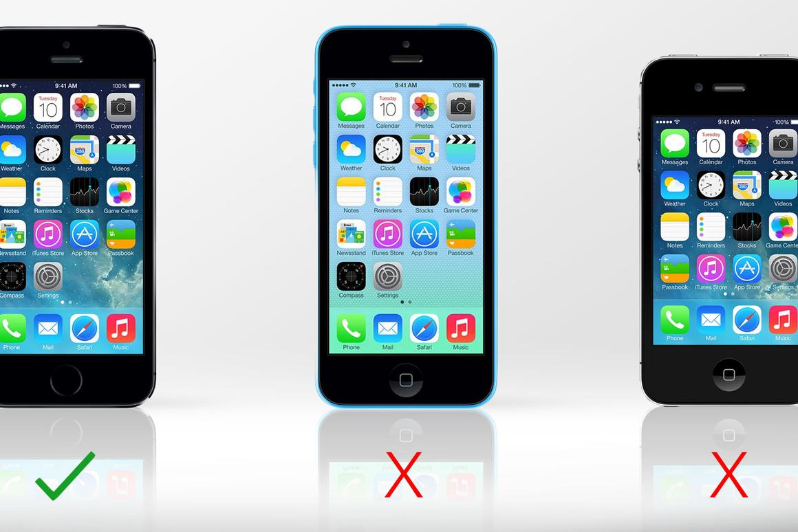 Iphone 5s Vs Iphone 5c Vs Iphone 4s