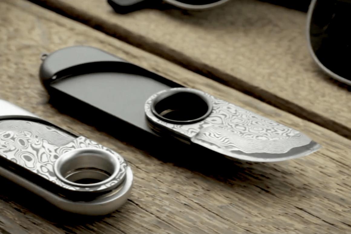 Hribarcain's Omniblade pocket knife