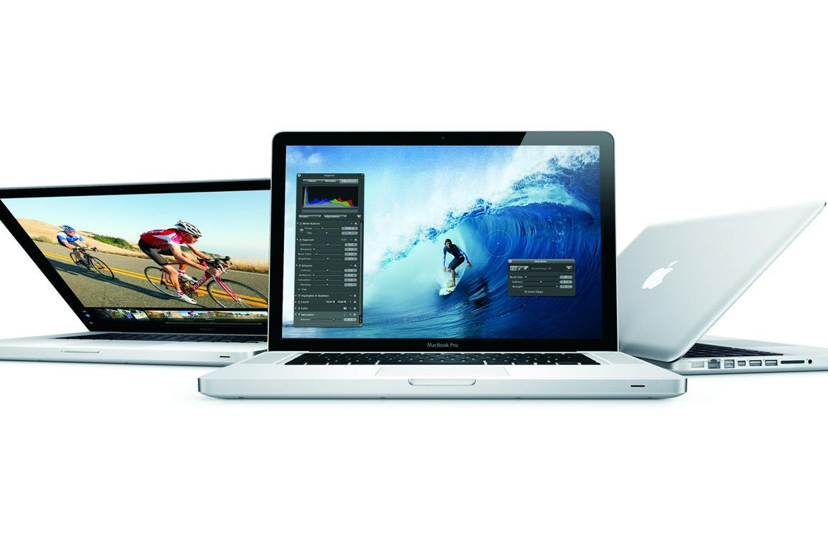 Apple has updated its MacBook Pro family with five new models, which include new Thunderbolt technology and the latest Intel quad and dual core processors