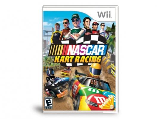 EA's NASCAR Kart Racing due Feb. 2009.