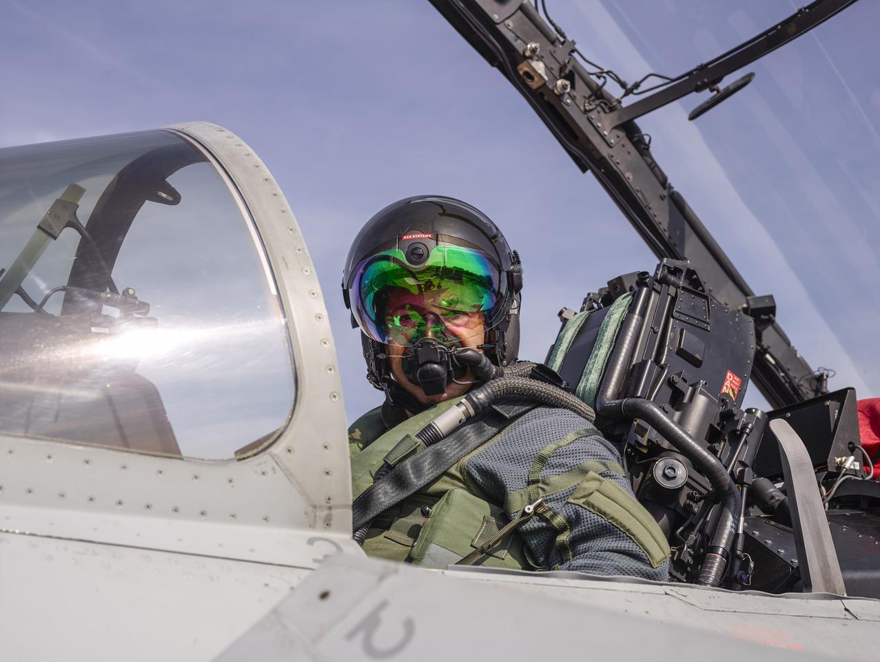 BAE Systems announces Striker II HMD for combat pilots