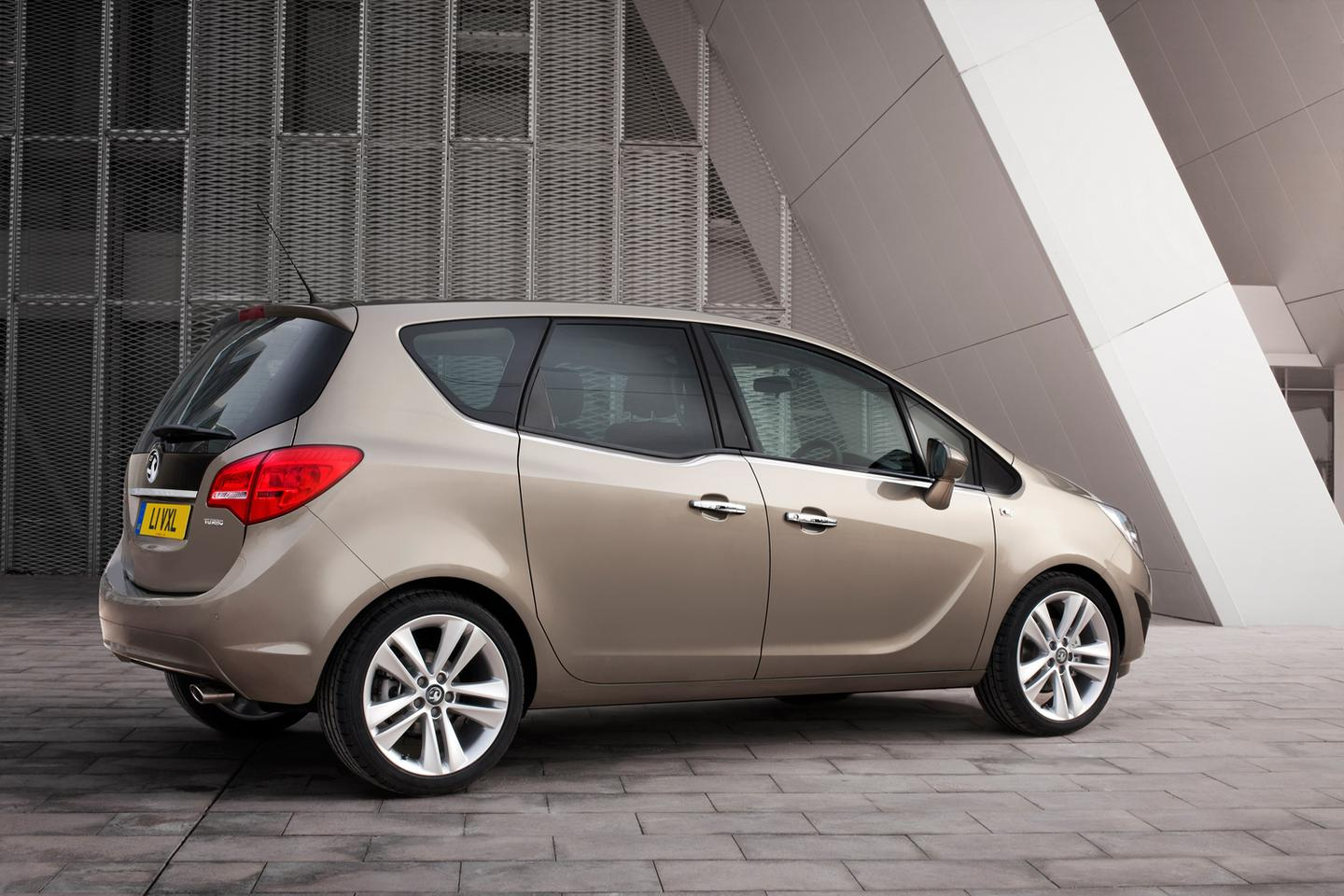 The 2010 Opel/Vauxhall Meriva