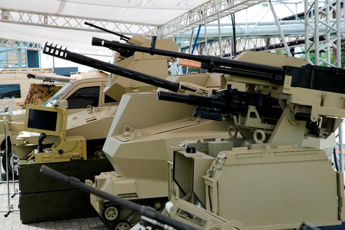 The Kalashnikov Group recently announced the development of a fully automated combat module with the capacity to make decisions and identify targets