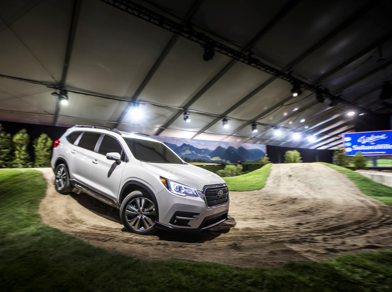 The newest Subaru is the largest vehicle the company makes and enters the North American market as a large, family-sized offering