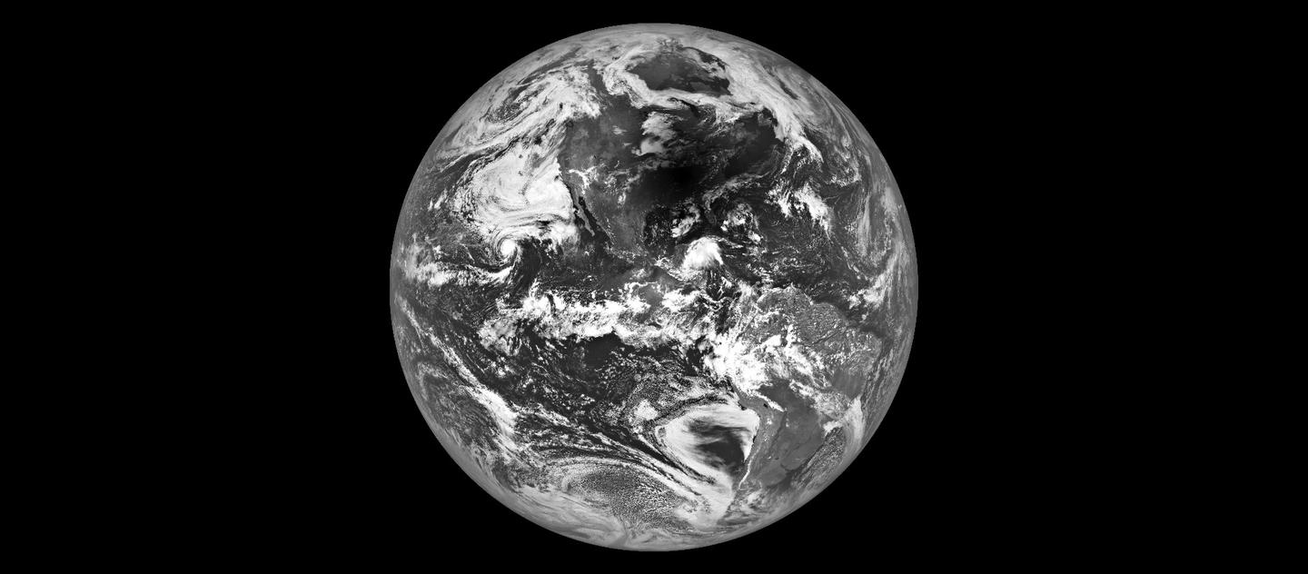 A photo captured by NASA's Lunar Reconnaissance Orbiter, showing August 21 solar eclipse cast a shadow over the United States