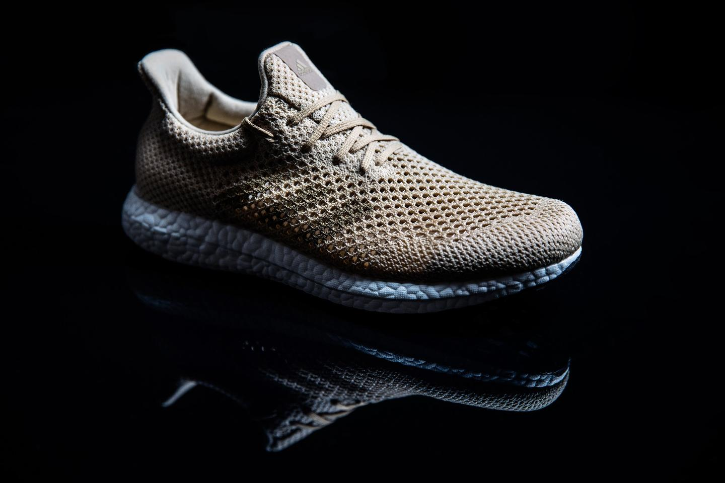 The Adidas Futurecraft Biofabric promises better performance than conventional materials