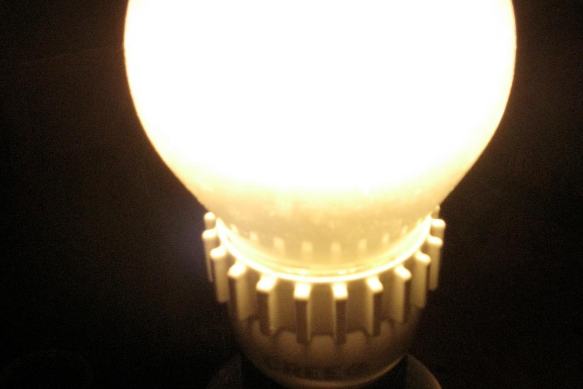 Review: Cree LED light bulb