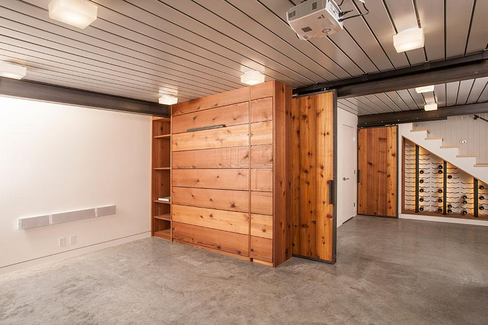 After they lost their 100 year-old houseboat to a fire, architect Michelle Lanker of Lanker Design LLC and her husband Bill Bloxom decided to design a sustainable replacement dubbed Houseboat H