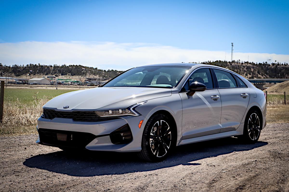 More than just a name change, the 2021 Kia K5 brings the Optima into a new age