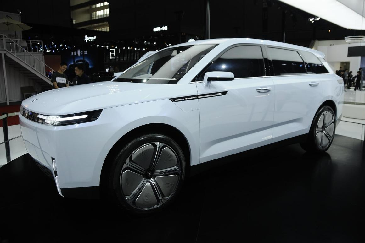 Bordrin estimates a 435-mile (700-km) all-electric range on the iV7.We're not buying it, but that's the number we see attached
