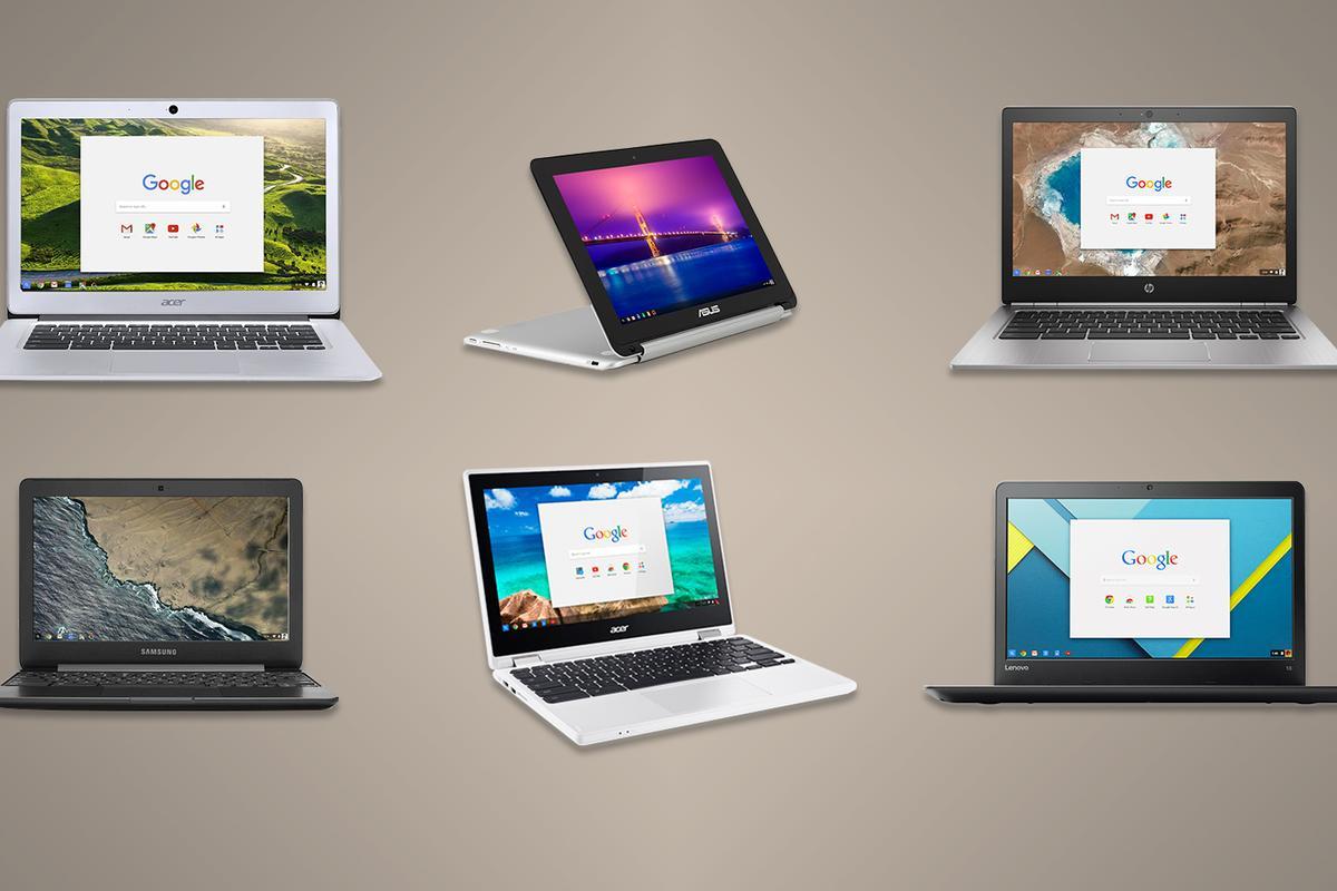 New Atlas' close comparison of six top Chromebooks