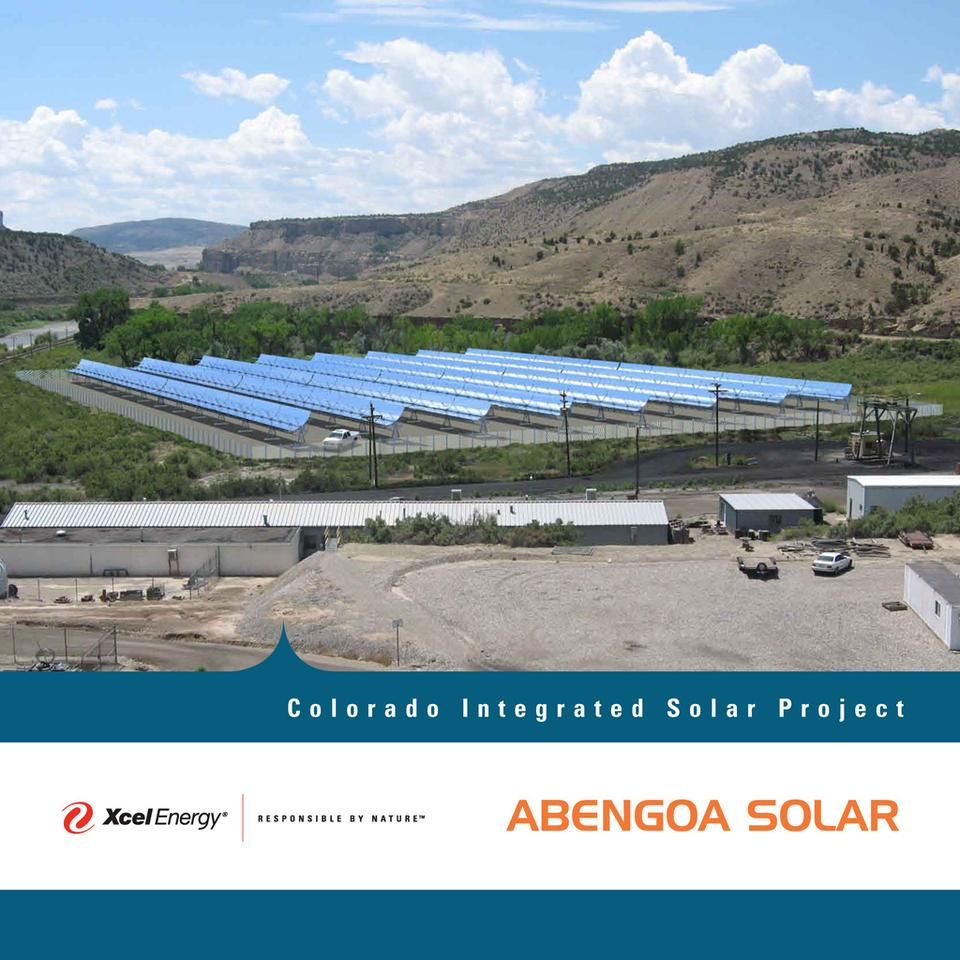 Colorado Integrated Solar Project