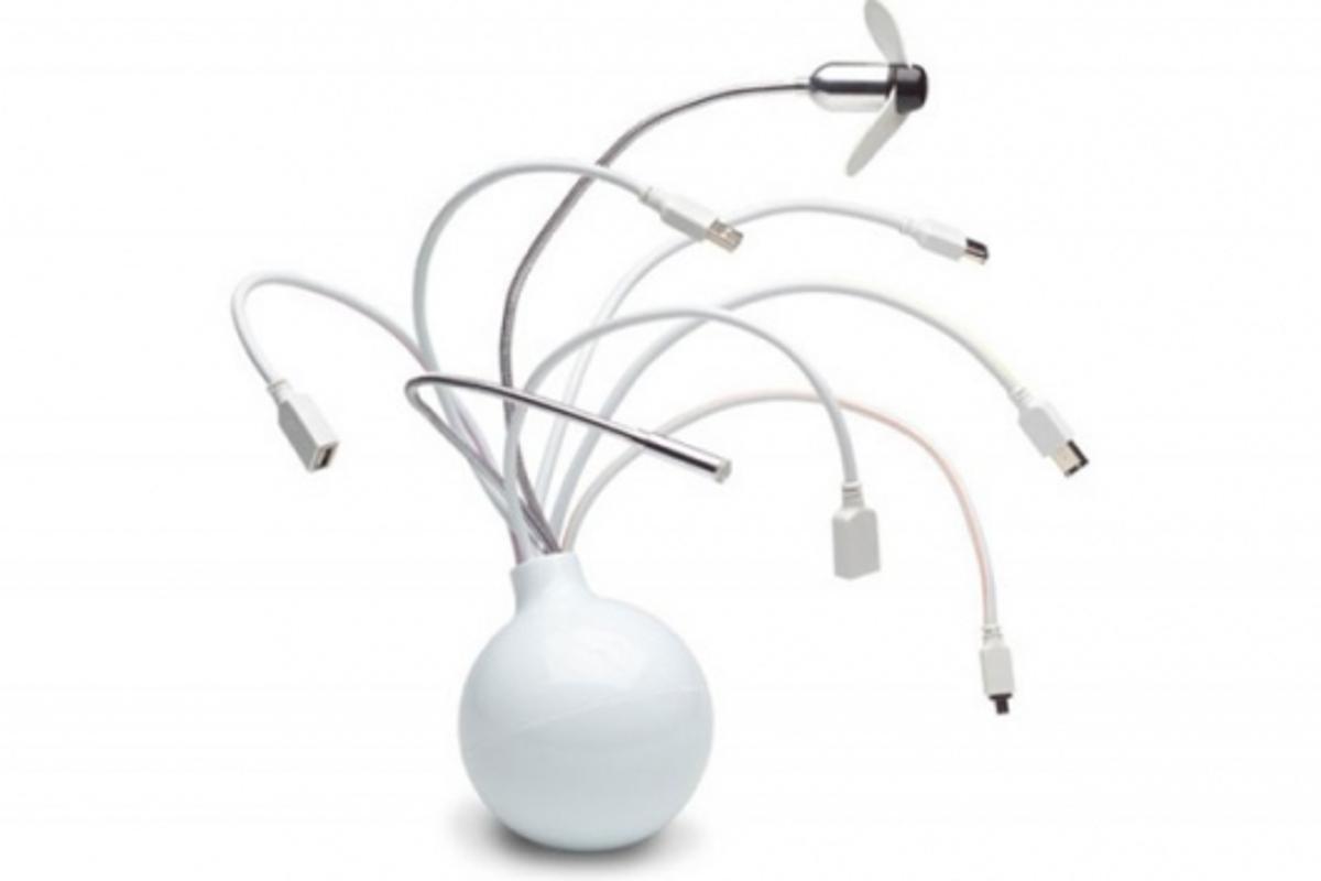 LaCie USB and FireWire Hub