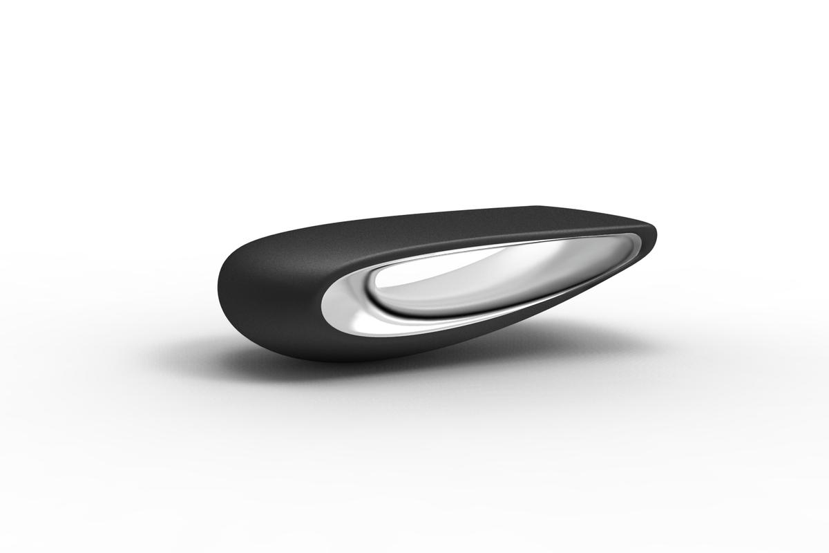 The Gesture Remote offers users spatial gesture access and control of content on a TV