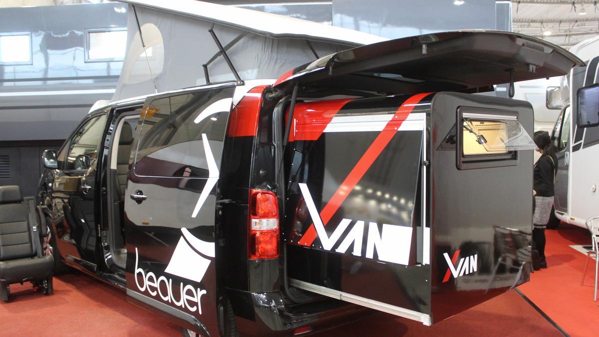 Beauer X-Van expanding sleeper pod adds extra space to your camper van