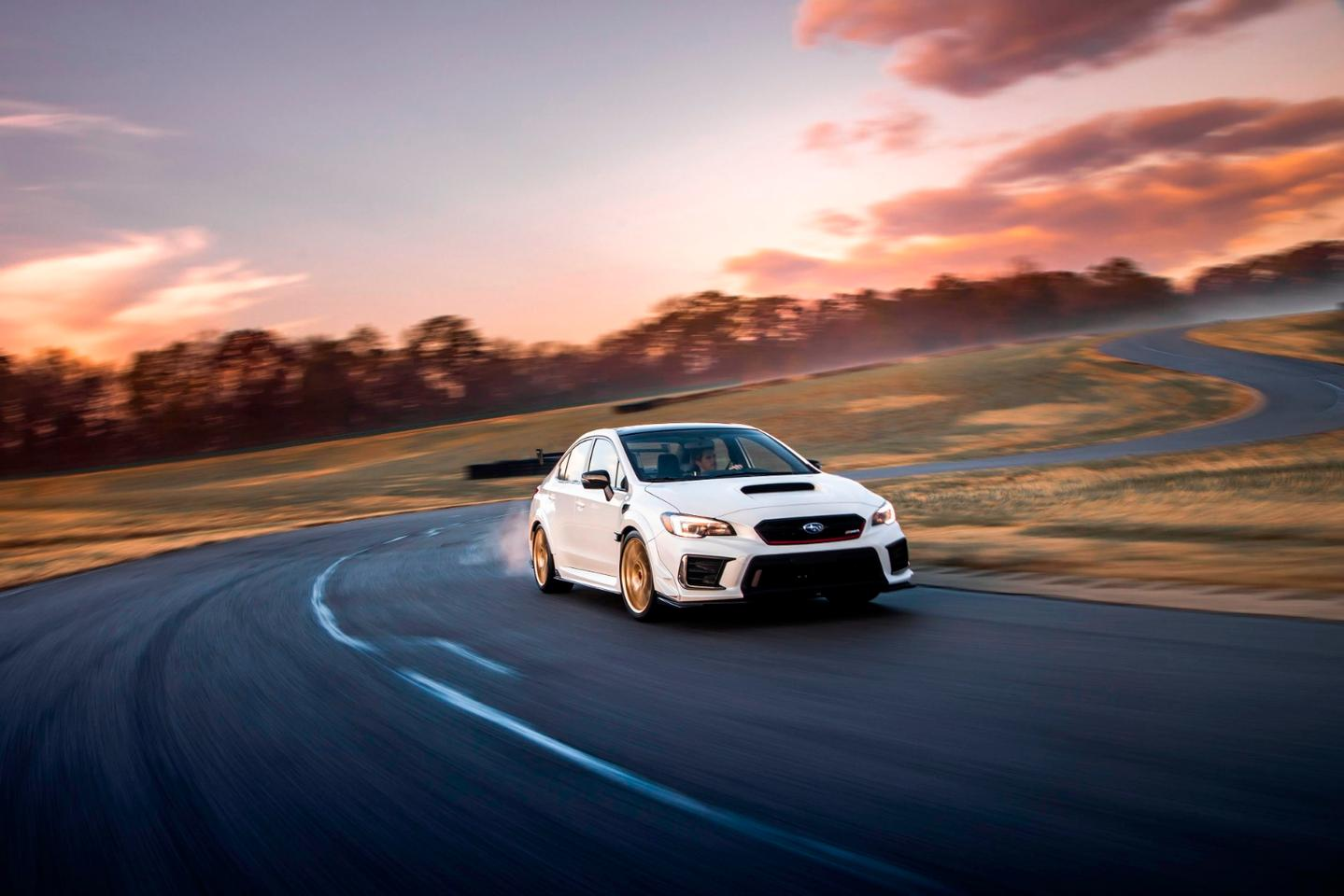 The S209 is based heavily on the STI-designed WRX STI Nurburgring Challenge racecar