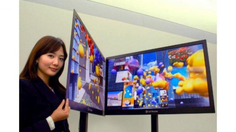 LG reclaims the crown of world's thinnest with a 2.6mm thin LCD TV panel