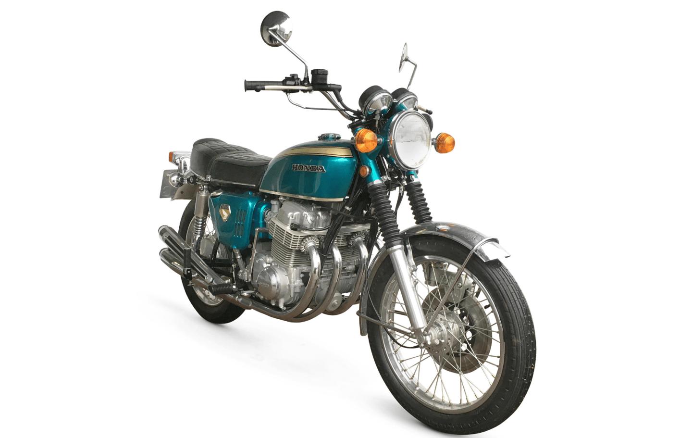 $32,671 | 1969 Honda CB750 |Official Auction Description