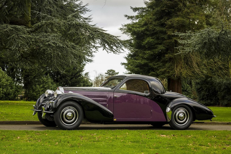 1938 Bugatti Type 57 Atalante Coupé