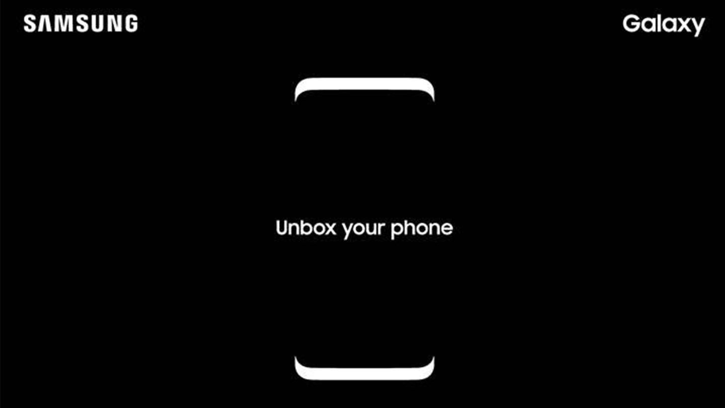 Samsung will unveil the Galaxy S8 smartphones on March 29 in New York City