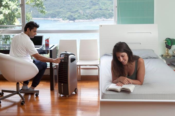 Quilo promises compact, energy-efficient cooling