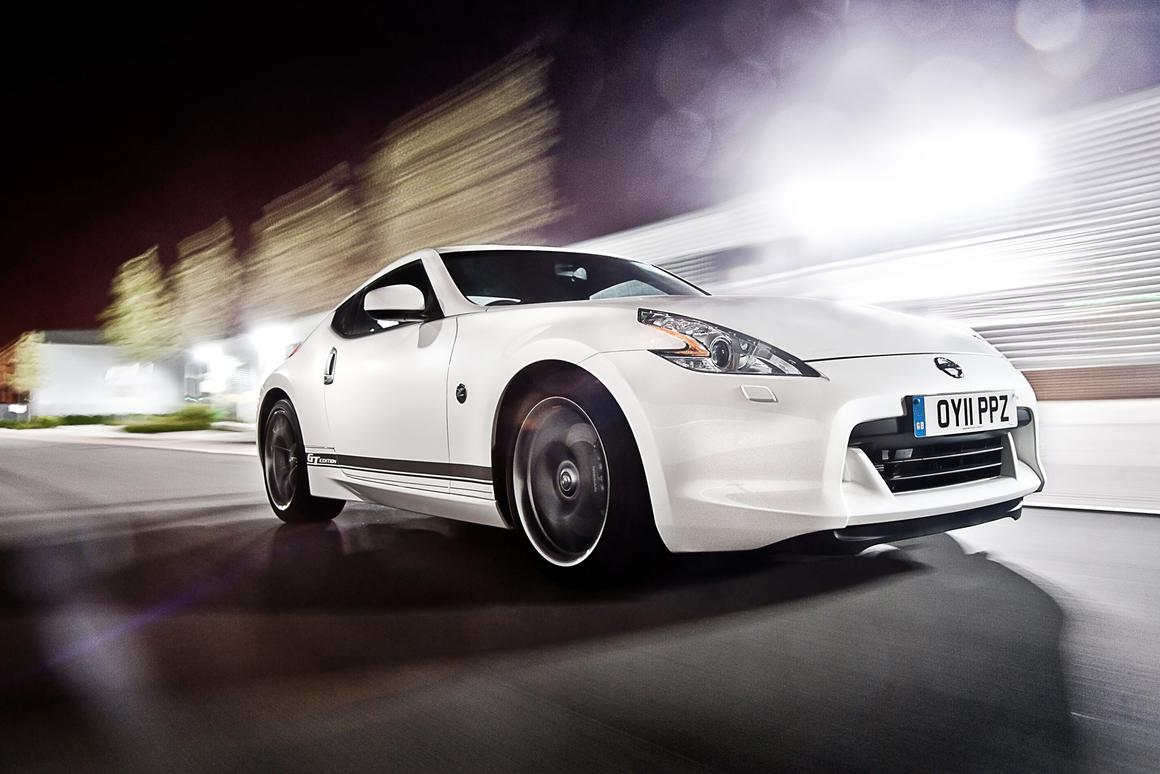 The Nissan 370Z GT Edition