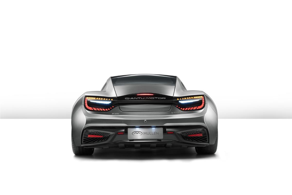 Terrific looking rear end