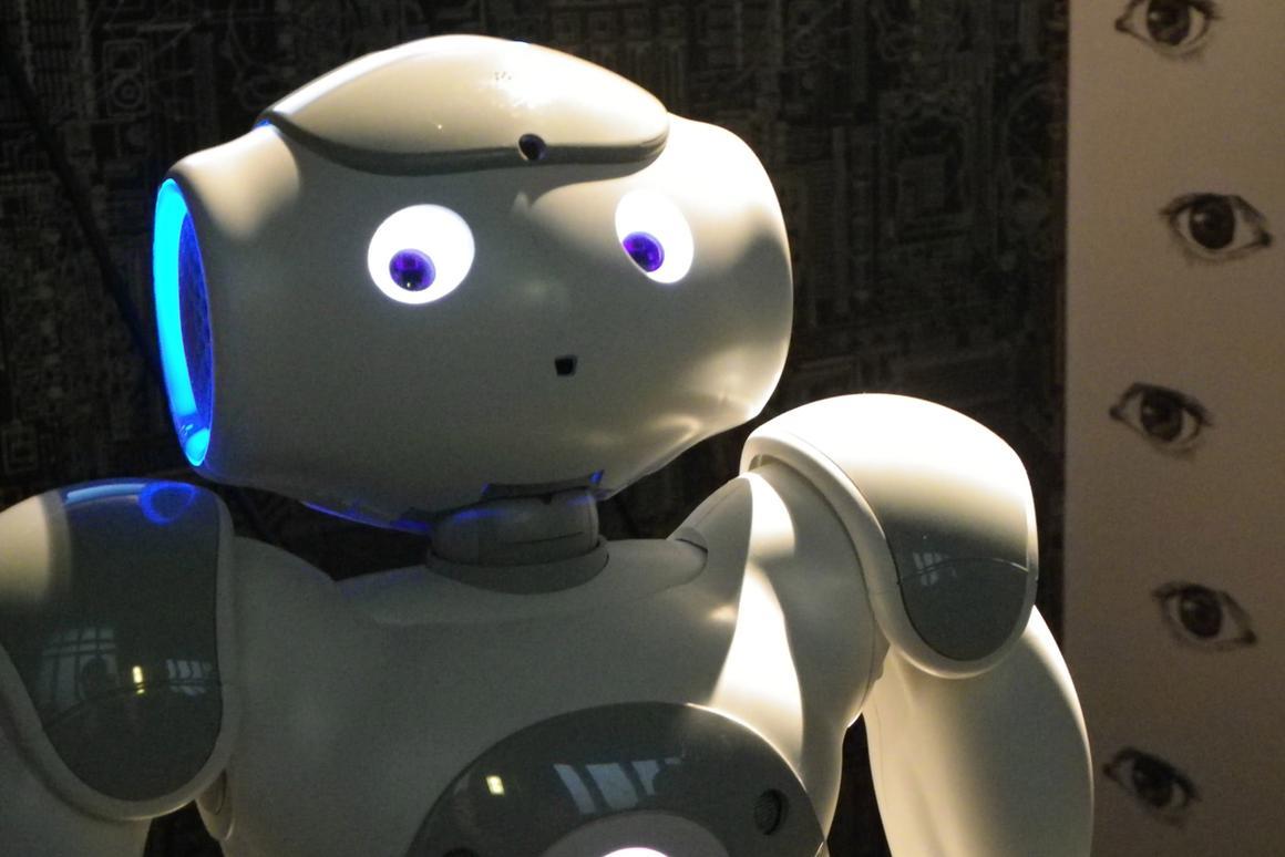 Nao, Aldebaran Robotics' versatile fool (Photo: Gizmag)