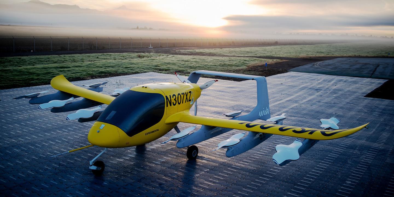Если все пойдет по плану, это может быть первая в мире коммерческая служба воздушного такси eVTOL